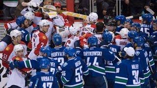 NHL - Fights After Goals