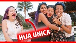 TENER HERMANOS VS HIJO UNICO | ft Los Polinesios