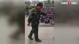 Beceriksiz asker komutanı çıldırttı!