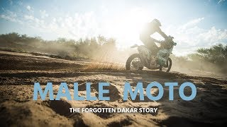 Malle Moto - The Forgotten Dakar Story