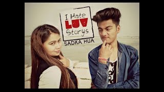 Sadka Hua - I Hate Luv Story's | Sonam kapoor, Imran Khan
