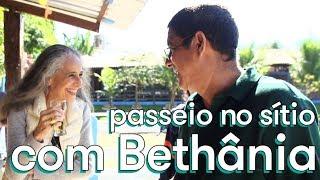 Zeca Pagodinho e Maria Bethânia em Xerém