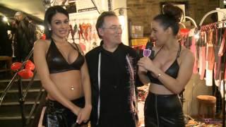 London Fetish Fair on Babestation
