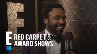 "Donald Glover ""Blacked Out"" When He Made Emmys History 