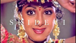 Sridevi - Empress of Indian Cinema is back with MOM