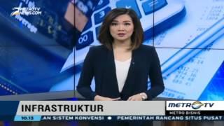 Jokowi Genjot Proyek Infrastruktur
