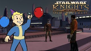 Knights Of The Old Republic Is On XBOX ONE - No More Excuses, Play It!