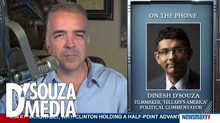 D'Souza: We're looking at a gangsterized America