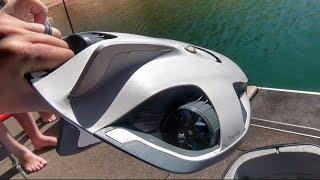 World's First Underwater 4k Drone!