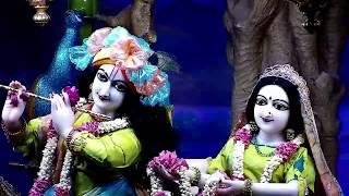 Sri Sri Radha Gopinath Temple Mangal Arati Darshan 16th Dec 2017 Live from ISKCON Chowpatty,Mumbai