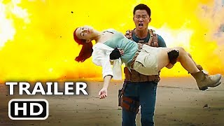 WOLF WARRIOR 2 Trailer (2017) Frank Grillo Action Movie HD