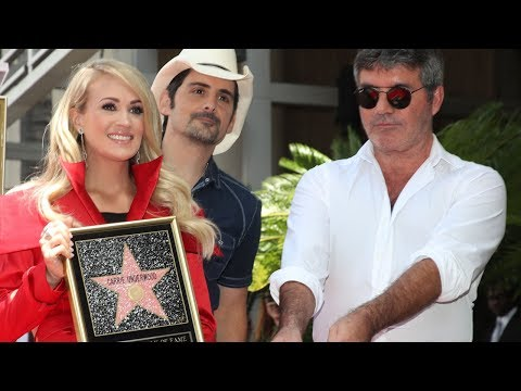 Carrie Underwood Hollywood Walk of Fame Ceremony Live Stream