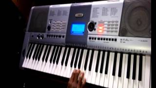 Maan Karate   Un Vizhigalil Song Piano Tutorial by Anand