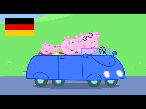 Peppa Pig Deutsch | Autos - Zusammenschnitt (3 Folgen)