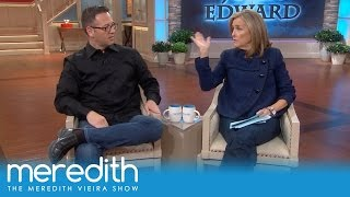 John Edward Connects With The Departed   The Meredith Vieira Show