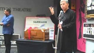 Baangi - SARKASH Festival Opening .wmv