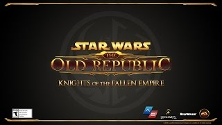 "STAR WARS - The Old Republic – Knights of the Fallen Empire - ""Sacrifice"" Trailer (RUS)"