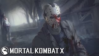 Mortal Kombat X - Jason Voorhees (Relentless) - Klassic Tower (Very Hard) No Matches/Rounds Lost