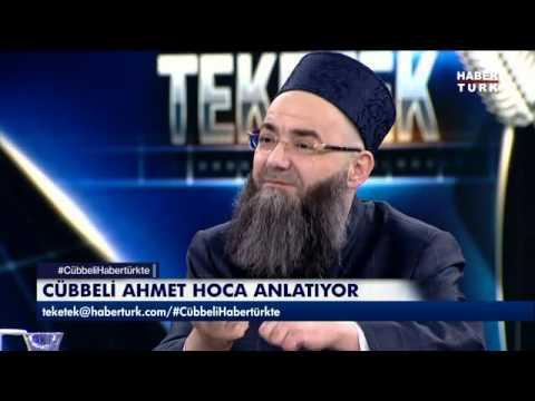 Cübbeli Ahmet Hoca Uzaya neden çıkıyorsun