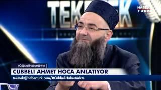 """Cübbeli Ahmet Hoca: """"Uzaya neden çıkıyorsun?"""""""