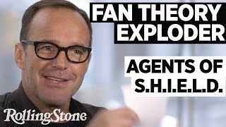 'Agents of S.H.I.E.L.D' Actor Clark Gregg Reimagines Taking Down Ghost Rider