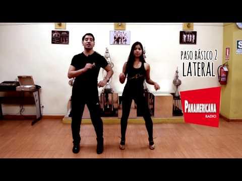 Pasos básicos para bailar salsa Salsa Fácil con Radio Panamericana 1