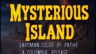 Movie Trailer - Mysterious Island (1961)