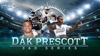 Dak Prescott: Origin Story | Move the Sticks 360 series | NFL