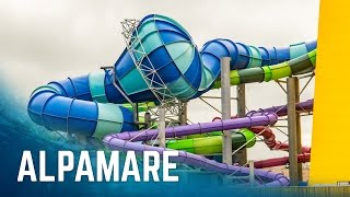 All Water Slides at Alpamare Scarborough POV