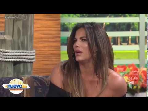 Carolina Miranda, Gaby Espino, Luis Ernesto, Michel Duval hablando de Senora Acero 4