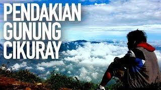 Pendakian Gunung Cikuray Garut