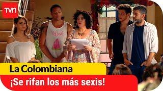 ¡Se rifan los más sexis del barrio! | La Colombiana - T1E27