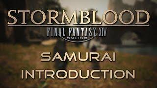 Stormblood Job Introduction: Samurai