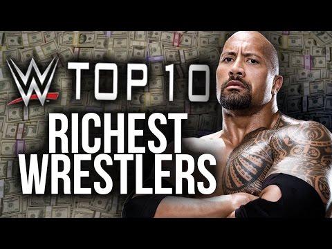 WWE Top 10 Richest Wrestlers