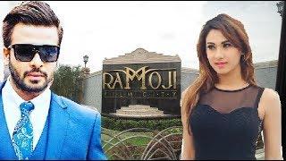 হায়দরাবাদে কি করছেন শাকিব ও ববি?   Shakib & Bobby in Ramoji Film City Hyderabad Shooting 2017!