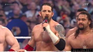 Wrestlemania 32 {Highlights}