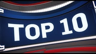 Top 10 Plays of the Night: November 15, 2017