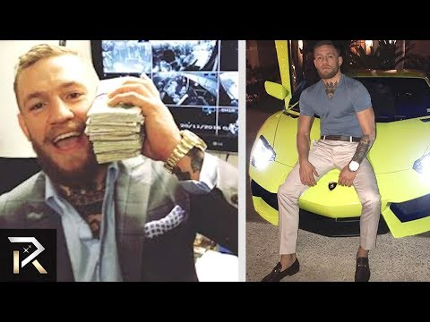 The Most Ridiculously Expensive Things Conor McGregor Owns