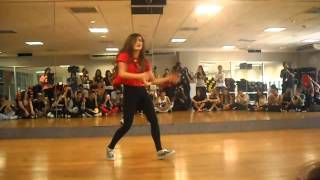 Chachi Gonzales | Brasil | Should've Kissed You - Chris Brown (Choreography)