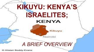 KIKUYU: KENYA