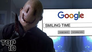 Top 10 Things You Shouldn't Google – Part 9