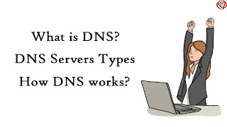 DNS - Domain Name System   How DNS - Domain name system - server works   TechTerms