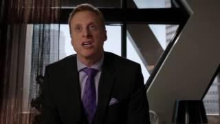 Van receives a phone call from Batman   NBC Powerless