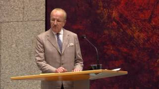 Eerste speech Mr. Theo Hiddema (FVD) in de Tweede Kamer 6 april 2017