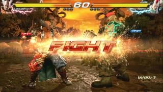 TEKKEN 7: JDCR vs Joey Fury   Top 8   Final Round XX 2017