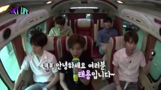 [ENG SUB] [NCT Life Ep 2] Doyoung vs. Taeyong vs. Johnny MC funny cut