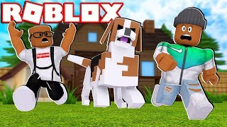ESCAPE THE PET SHOP OBBY IN ROBLOX