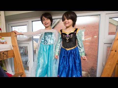 Xxx Mp4 Gender Neutral Parenting Why Shouldn't Our Sons Wear Dresses 3gp Sex