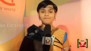 Dev Joshi aka Baal Veer in conversation with Telly Tadka