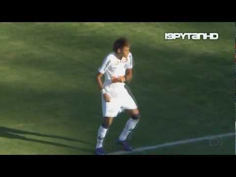 Neymar Jr Tchu Tcha Tcha New Dance 2012 HD720p